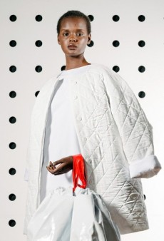 Ingrid Verner's Politically Charged AW 2014 Collection 'White Washed'