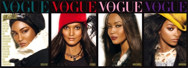 Vogue Italia July 2008 All Covers