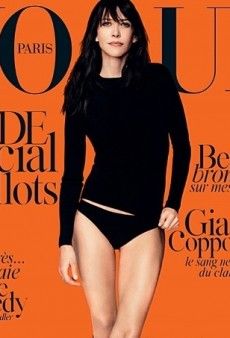 Sophie Marceau's Vogue Paris Cover Fails to Impress (Forum Buzz)