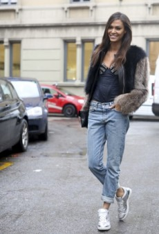 10 Reasons We Love Model Joan Smalls (and Her Amazing Street Style)