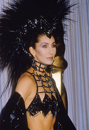 Cher-P