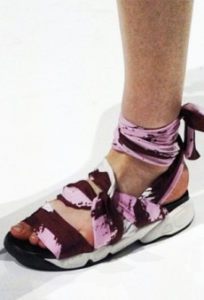 The End of a Trend? These Dior Sandals Aren't Just Ugly, They're Abominable