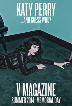 Link Buzz: Katy Perry and Madonna Star in a Bondage-Themed Spread for V Magazine