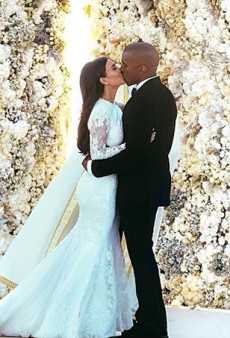 The Best Part of Kim Kardashian and Kanye West's Wedding is That It's Finally Over