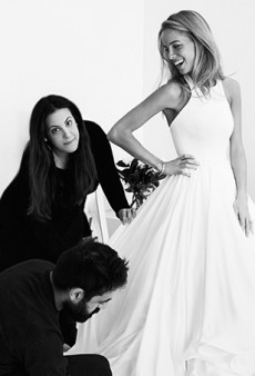 Link Buzz: Mary Katrantzou Has Moved Into Bridal; Bob Geldof Is Engaged