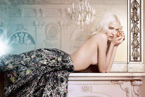 Sasha Luss Ryan McGinley Dior Addict ad fragrance