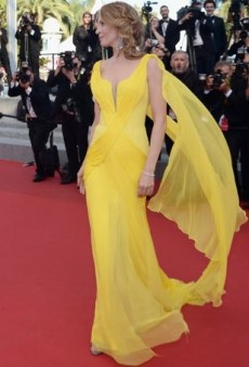 The Cannes Film Festival Red Carpet Concludes in Grand Fashion