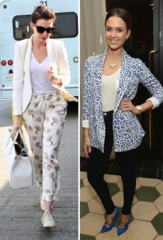 Celeb-Inspired Ways to Make the the Plain White Tee Your Summer Style BFF