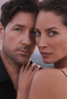 Christy Turlington Returns As the Face of Calvin Klein's Eternity Fragrance (Forum Buzz)