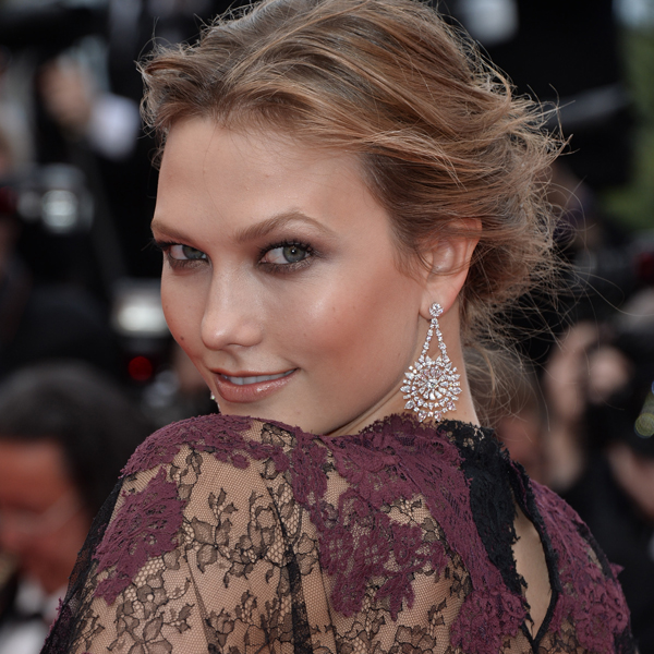 Karlie Kloss at Cannes Film Festival 2014