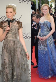 Cate Blanchett and Nicole Kidman Up the Glamour Game at Cannes