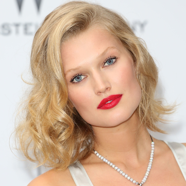 Toni Garrn at amfAR 21st Annual Cinema Against AIDS Gala