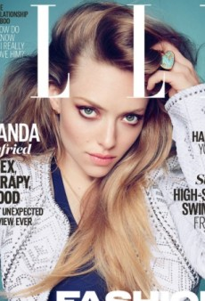 Amanda Seyfried Is 'Captivating' On UK Elle's June Cover (Forum Buzz)