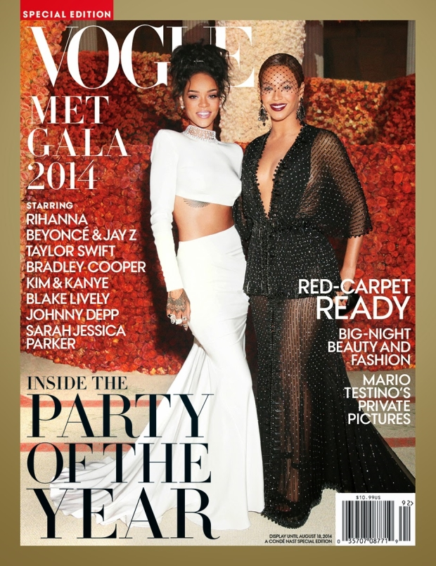 US Vogue Special Edition Met Gala 2014