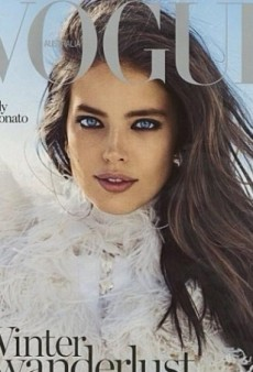 Vogue Australia Gives Emily DiDonato Her Third Vogue Cover (Forum Buzz)