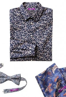 H&M Collaborates with Liberty for a Printastic Menswear Offering