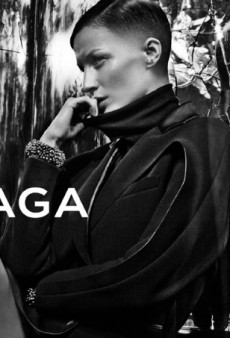 Gisele Bundchen Goes to the Dark Side for Balenciaga's Fall Ad Campaign (Forum Buzz)