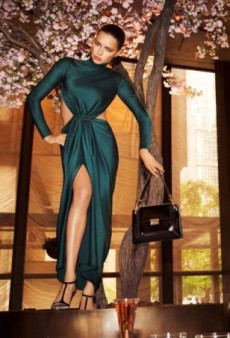 Jason Wu Taps Adriana Lima for His Fall 2014 Ad Campaign (Forum Buzz)