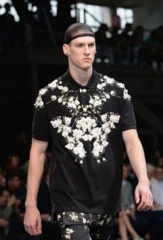 Riccardo Tisci Tries to Make the Do-Rag Happen Again for Givenchy Spring 2015