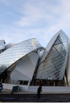 Louis Vuitton Foundation Museum Sets Opening Date