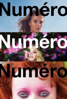 Spoilt for Choice: Numéro Gives Us Three Covers for Their June/July 2014 Issue (Forum Buzz)