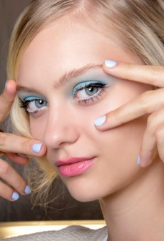 Summer Beauty Dare: Pastel Makeup