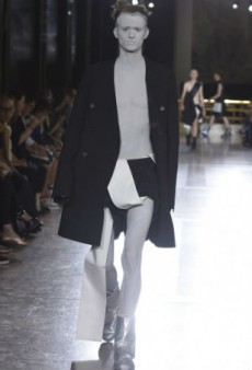 Paris Collections: Men's Spring 2015 Runway Review