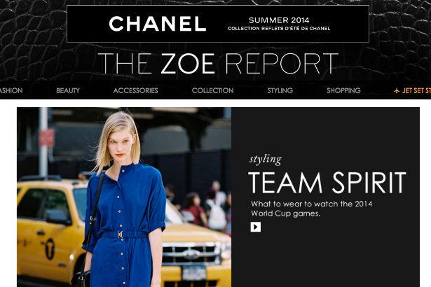 Image: The Zoe Report