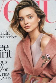 It's Nice to See Miranda Kerr Not 'Oversexualized' on Vogue Australia (Forum Buzz)