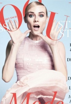 Diane Kruger 'Is So Beautiful' on Vogue Germany's July Cover (Forum Buzz)