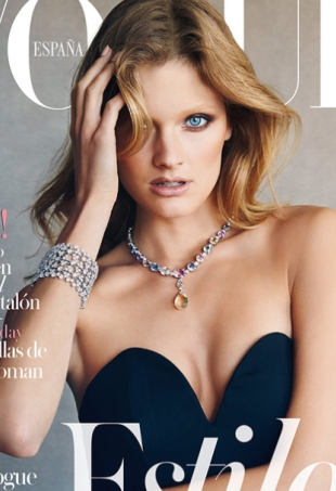 vogue-spain-july-2014-constance-jablonski-patrick-demarchelier-portrait