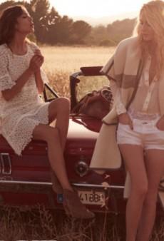 Poppy Delevingne and Alexa Chung Talk Friendship on the Road