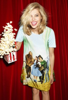 Peter Alexander Taps Movie Classics for Its Latest Range