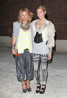 Heidi Middleton and Sarah-Jane Clarke Leave Sass & Bide
