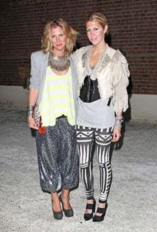 Heidi Middleton and Sarah-Jane Clarke Leave Sass & Bide