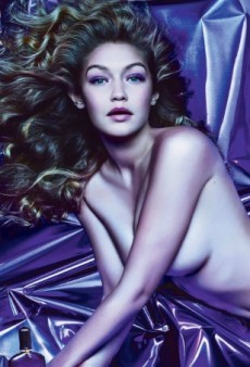 A Nude Gigi Hadid Poses for Tom Ford's Velvet Orchid Fragrance Campaign (Forum Buzz)