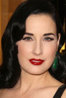 Dita Von Teese Launches Lingerie Capsule with Destination Maternity