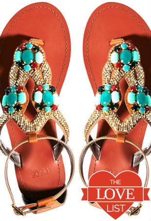 Flip Flop Alternatives: The Love List
