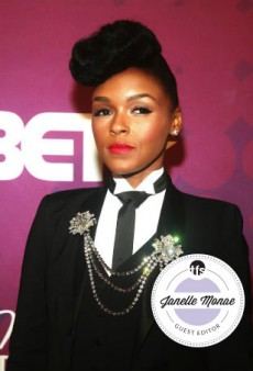 Janelle Monáe: My Fashion and Beauty Inspirations