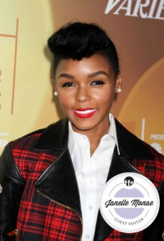 Janelle Monáe: How I Spend My Downtime