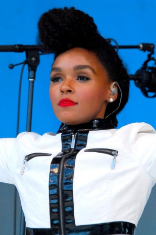 Janelle Monáe: My On-the-Road Beauty and Health Tips