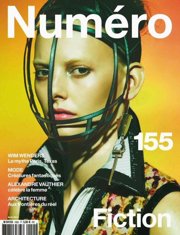 Numero #155 August 2014 Amanda Murphy Greg Kadel