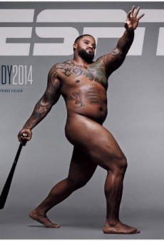 Prince Fielder Strips for ESPN The Magazine Body Issue, Internet Jerks Flip Out Over His Belly