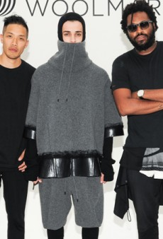 Public School and M. Patmos Take Home Woolmark US Top Honors