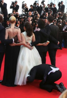 The 6 Wildest Red Carpet Confrontations
