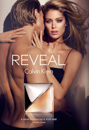 Calvin Klein Doutzen Kroes Charlie Hunnam