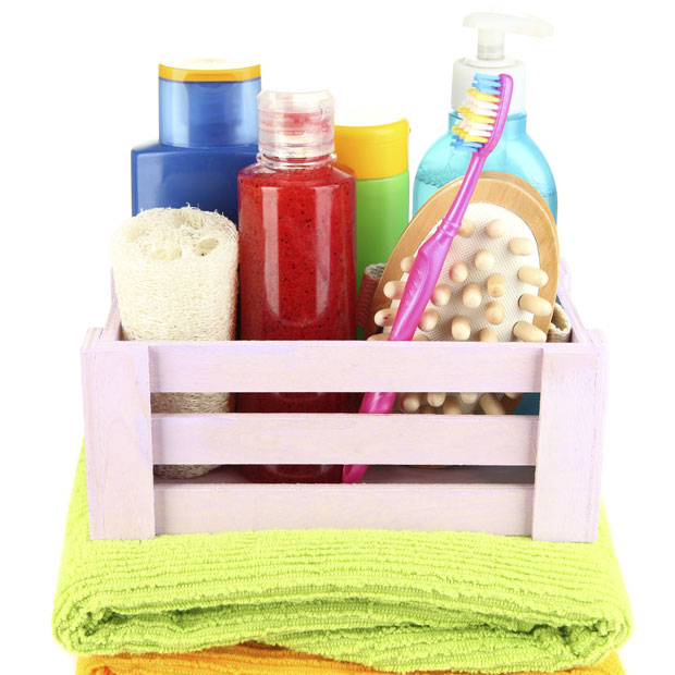 What S In Your Shower Caddy How To De Clutter Your