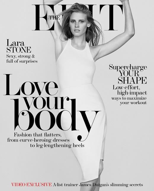 The Edit Magazine July 10 Lara Stone Ben Weller