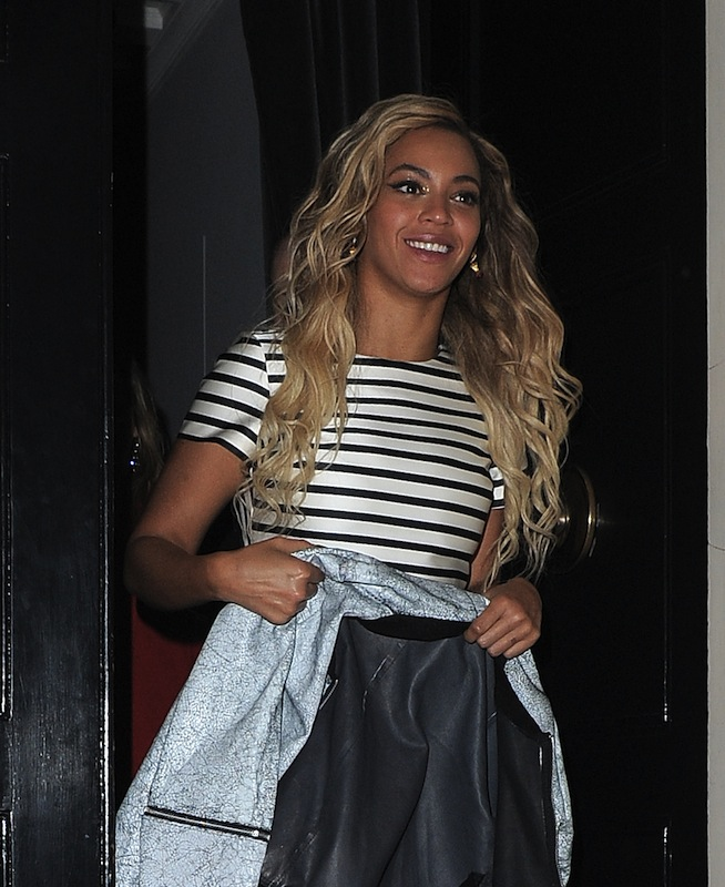 Beyonce and Jay Z partying till 5am at The Arts Club
