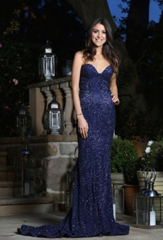Fashion Blogger Aley Greenblo Booted First Night on The Bachelor